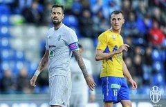 Lukáš Magera (vlevo) a Aleksandar Šušnjar budou od nové sezony spoluhráči.