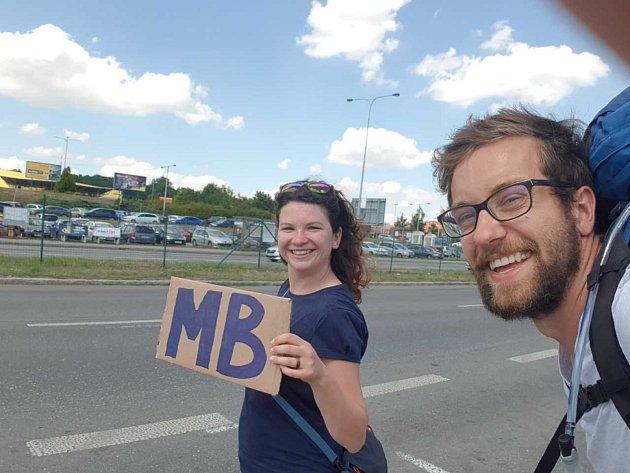 Manželé z Mladé Boleslavi vyrážejí na cestu kolem světa