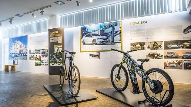 Z nové výstavy ve ŠKODA Muzeu.