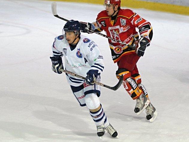 1. hokejová liga: HC Benátky nad Jizerou - HC VCES Hradec Králové