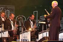 Big Band a Felix Slováček.