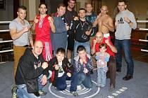 Domácí boxeři se o víkendu předvedli v domácím ringu ve skvělém světle