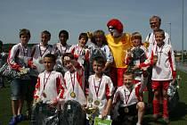 Vítěz kategorie B 7. ZŠ Mladá Boleslav
