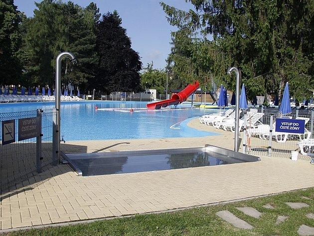 Koupaliště v Mladé Boleslavi