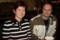 Manželé Martina a Karel Špádovi