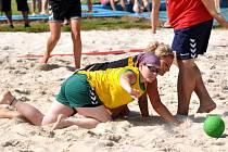 Turnaj v plážové házené  Schmolz + Bickenbach Bělá Cup 2012