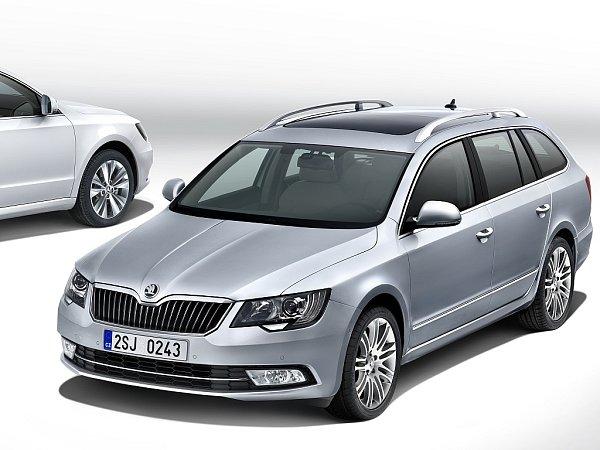Nová Škoda Superb se představuje