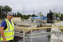 Den otevřených dveří si v sobotu 18. záři připravily Vodovody a kanalizace (VAK) Bakov nad Jizerou. Návštěvníci tak mohli vidět tamní zrekonstruovanou čističku odpadních vod.