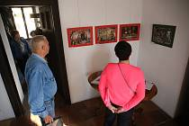 Výstava v mladoboleslavském Templu