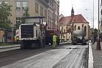 Rekonstrukce ulice 9. května