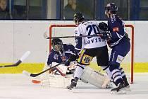 I. liga: HC Benátky nad Jizerou - AZ Havířov