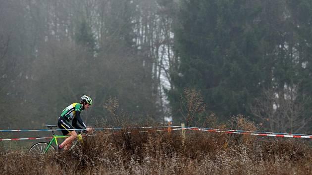 Velká cena Sparingu v cyklokrosu - Holé Vrchy