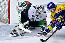 Hokejové Generali play-off, předkolo: BK Mladá Boleslav - PSG Berani Zlín 0:2