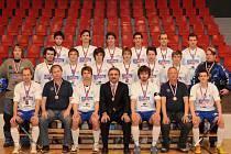 Florbalové mužstvo Sokol Mladá Boleslav
