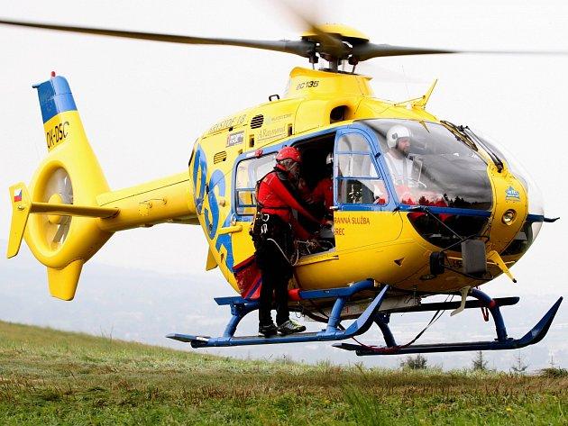 Ani včasná pomoc a letecký transport do nemocnice nemůže mnohdy zachránit situaci.