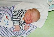 Jan Popp se narodil 9. ledna, vážil 3,37 kg a měřil 51 cm. S maminkou Klárou a tatínkem Janem bude bydlet v Mladé Boleslavi.