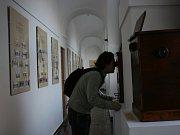 Nová výstava zaujala i Marka Macouna z Mladé Boleslavi.