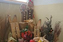 Podzimní výzdoba v mladoboleslavské MŠ Laurinka