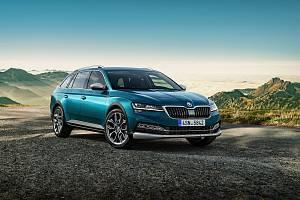 Scout doplňuje modelovou řadu Škoda Superb.