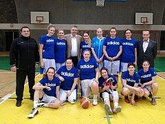 Basket Pastelka Mladá Boleslav