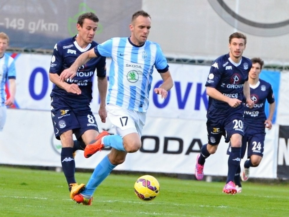 Odveta čtvrtfinále poháru FAČR: Mladá Boleslav - Slovácko