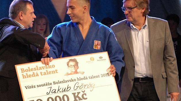 Hlavní cenu vyhrál judista Jakub Gorog
