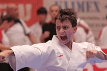 Evropská Grand prix v karate v Plzni