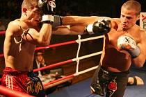 Boleslavská hala viděla napínavé boje v thajském boxu