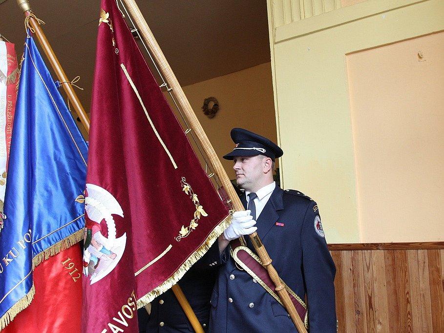 Slavnostní shromáždění hasičů z Mladoboleslavska