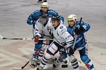 1. hokejová liga: HC Benátky nad Jizerou - HC Berounští Medvědi
