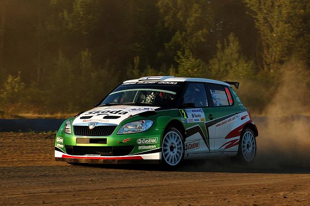 XXXVII. Rally Bohemia - superspeciálka v Sosnové