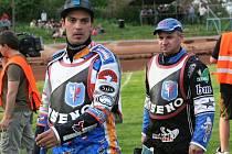 Filip Šitera (vlevo).