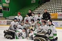 BK Mladá Boleslav 6. třída - vítěz Memoriálu Gustava Lachmana 2013