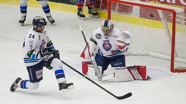 Hokejisté Benátek doma padli s Přerovem.