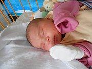 Anna Živná přišla na svět 21. února s mírami 2,91 kg a 48 cm. Maminka Petra a tatínek Radovan si ji odvezou domů do Bakova nad Jizerou, kde už se na ni těší sourozenci Lukáš, Natálie a Jana.