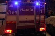 Hasiči zasahovali ve Škodě Auto.