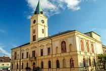 Radnice Mnichovo Hradiště
