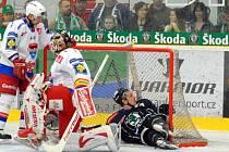 Úterní extraligový zápas Play Out nepřinesl nic dobrého. BK Mladá Boleslav - HC Mountfield 1:2. Mladá Boleslav jde do baráže.