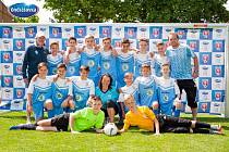 FK Mladá Boleslav U13 na Ondrášovka Cupu.