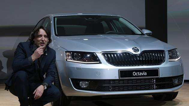 Šéfdesigner Škoda Auto Jozef Kabaň.