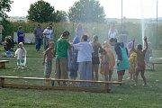 Dětský den v Bukovně