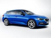 Škoda představila v Tel Avivu nový model Scala.