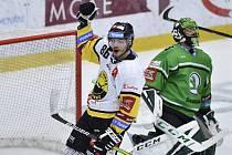 BK Mladá Boleslav - HC Verva Litvínov - Utkání 36. kola hokejové extraligy.