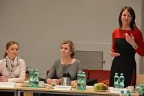 Ministryně školství Kateřina Valachová navštívila setkání boleslavských žen.
