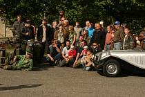 Spanilá jízda bezenského automotoklubu měla úspěch