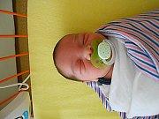 Matyáš Dreveňák se narodil 27. května, vážil 3,5 kg a měřil 49 cm.