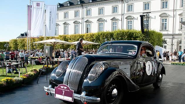 Škoda Popular Monte Carlo zvítězila na 'Schloss Bensberg Classics'