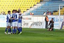 Mladá Boleslav míří v Mol Cupu do Teplic.