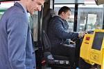 Dopravní podnik Mladá Boleslav pokřtil tři nové autobusy