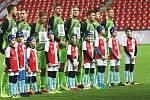Slavia porazila doma Mladou Boleslav těsně 3:2